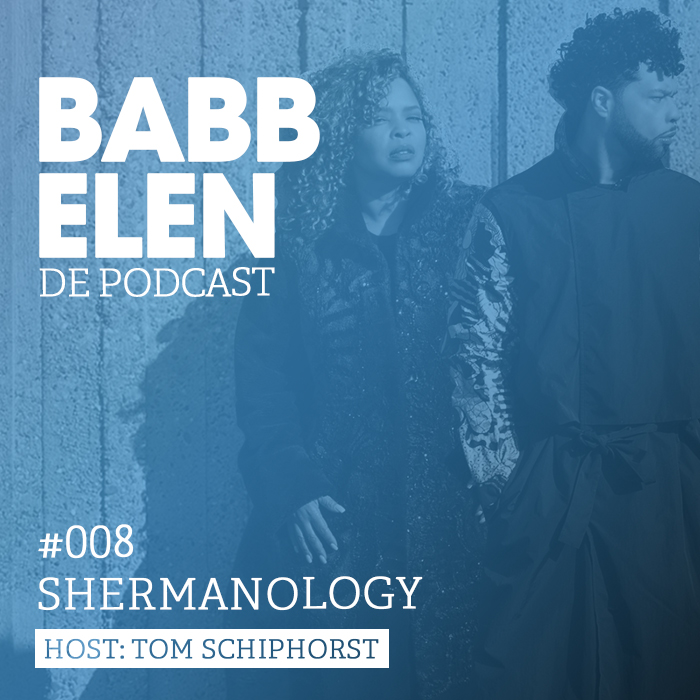 Babbelen de Podcast met Shermanology